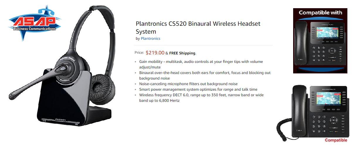 Asap Headsets